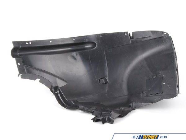 T#118082 - 51718046302 - Genuine BMW Cover, Wheelhousing, Fr. Sec - 51718046302 - Genuine BMW -