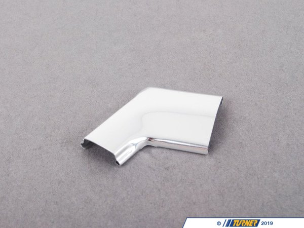 T#9465 - 51311820661 - Genuine BMW Trim Corner Moulding, Left 51311820661 - Genuine BMW -