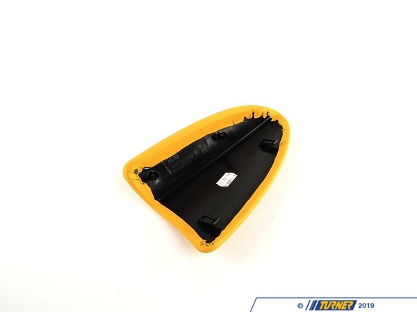 T#102466 - 51432755965 - Genuine MINI Armrest, Rear Left Mellow Yellow - 51432755965 - Genuine Mini -