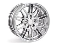 E39 M5 18x9.5 M Double Spoke Style 65 Rear Wheels (Pair)
