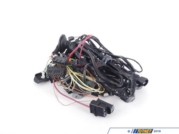 T#136330 - 61116918647 - Genuine BMW Front Right Repair Wiring Set - 61116918647 - E53 - Genuine BMW -