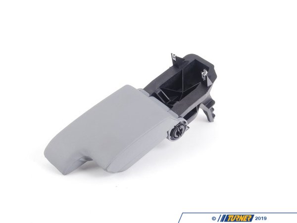 T#13774 - 51168248546 - Genuine BMW Armrest Vinyl Grau - 51168248546 - E46 - Genuine BMW Armrest Vinyl - GrauThis item fits the following BMW Chassis:E46 - Genuine BMW -