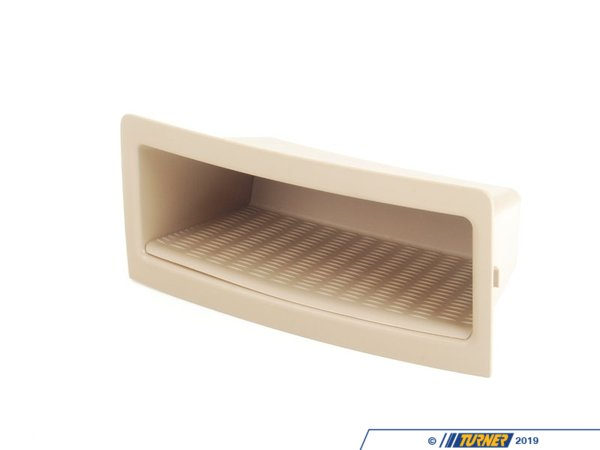 T#83610 - 51167130713 - Genuine BMW Storing Partition, Rear, Top Beige - 51167130713 - E90 - Genuine BMW -