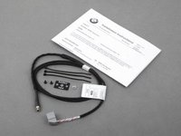 Genuine BMW Audio Auxiliary Input - E46 2003-2006
