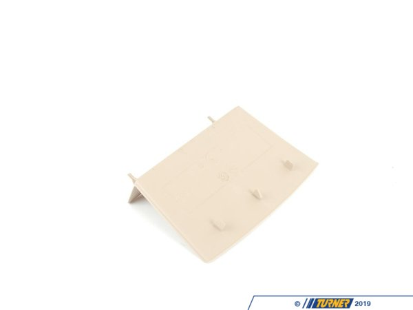 T#83852 - 51167156477 - Genuine BMW Foam Insert, Rear Top Beige - 51167156477 - E90 - Genuine BMW -