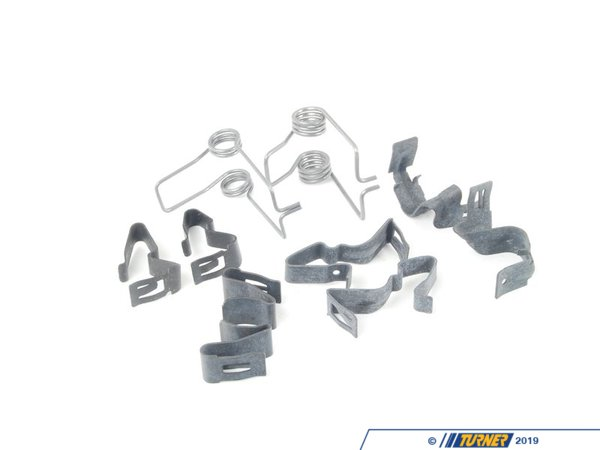 T#124527 - 52107240386 - Genuine BMW Repair Kit Clamps - 52107240386 - Genuine BMW -
