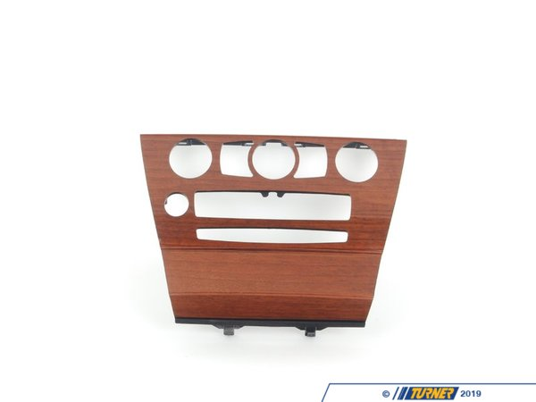 T#107958 - 51458046525 - Genuine BMW Wood Panel, Instrument Panel - 51458046525 - Genuine BMW -