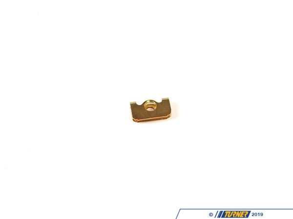 T#6521 - 07129925707 - Genuine BMW Body Nut 07129925707 - Genuine BMW Body NutThis item fits the following BMW Chassis:E30 M3,E36 M3,E34 M5,E39 M5,E60 M5,E63 M6,E46 M3,E70 X5M,E71 X6M,E82 1M Coupe,E85 Z4M,E53 48IS,E30,E34,E36,E38,E39,E46,E53 X5 X5,E63,E65,E70 X5,E71 X6,E82,E83 X3,E85 Z4,E86 Z4,E89 Z4,E90,E92,E93,F01,F02,F06,F10,F12,F13,F15,F16,F22,F25 X3,F26 X4 X4,F30,F31,F32,F33,F34,F36,F80 M3,F82 M4,F83 - Genuine BMW -