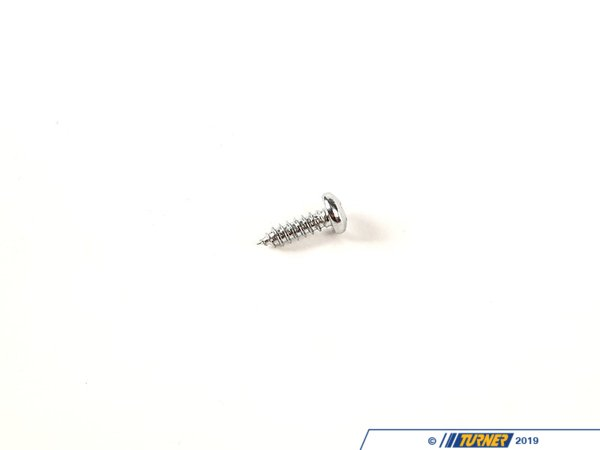 T#27981 - 07119907720 - Genuine BMW Fillister Head Self-Tapping Screw - 07119907720 - E30,E34 - Genuine BMW -
