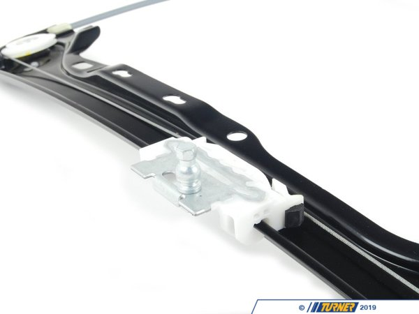 T#5613 - 51337193455 - Window Regulator - Front Left - E92 E93 - 328i 335i M3 - Genuine BMW - BMW