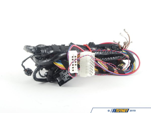 T#137260 - 61119180531 - Genuine BMW Rep. Wiring Harness, Front S - 61119180531 - Genuine BMW -