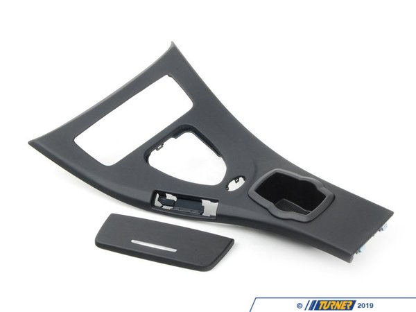 T#177416 - 51167903966 - Genuine BMW Cover Centre Console, Front - 51167903966 - E90,E92 - Genuine BMW -