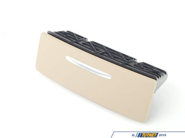 T#83707 - 51167138527 - Genuine BMW Ashtray Rear Beige - 51167138527 - E90 - Genuine BMW -