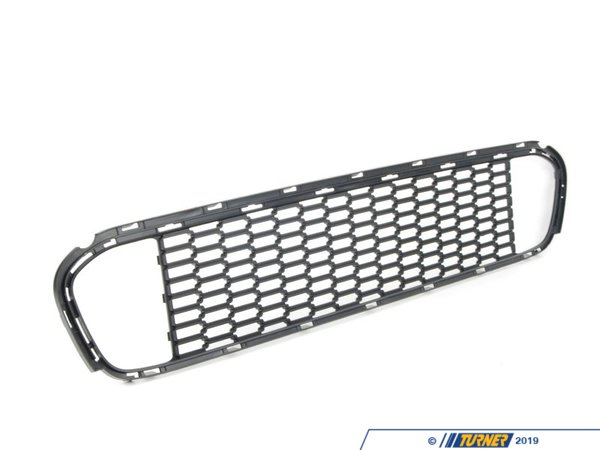 T#76854 - 51117314642 - Genuine MINI Grill, Lower S3Ara - 51117314642 - Genuine MINI -
