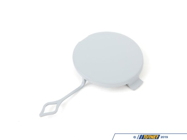 T#76845 - 51117309484 - Genuine MINI Flap, Towing Eye, Primed - 51117309484 - Genuine Mini -
