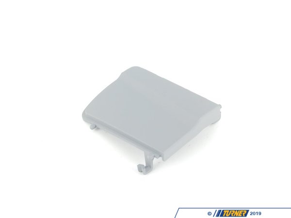 T#103027 - 51437022396 - Genuine BMW Cover Right Grau - 51437022396 - E46,E46 M3 - Genuine BMW -