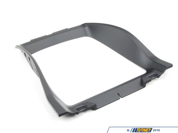 T#86869 - 51169129401 - Genuine BMW Covering Front Schwarz - 51169129401 - E70 X5,E71 X6 - Genuine BMW -