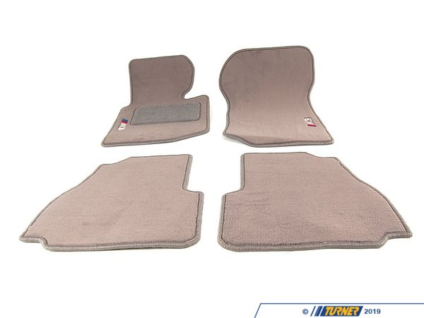 T#11389 - 82111470392 - Genuine BMW Floormat M3 Grey - 82111470392 - E36 - Genuine BMW -