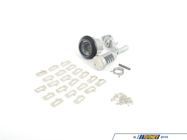 T#89979 - 51219556313 - Genuine BMW Rep.Kit F Lock Cylinder - 51219556313 - E30,E30 M3 - Genuine BMW -