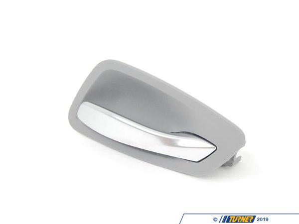 T#96965 - 51417144548 - Genuine BMW Door Handle Inner Right Grau - 51417144548 - E90 - Genuine BMW -