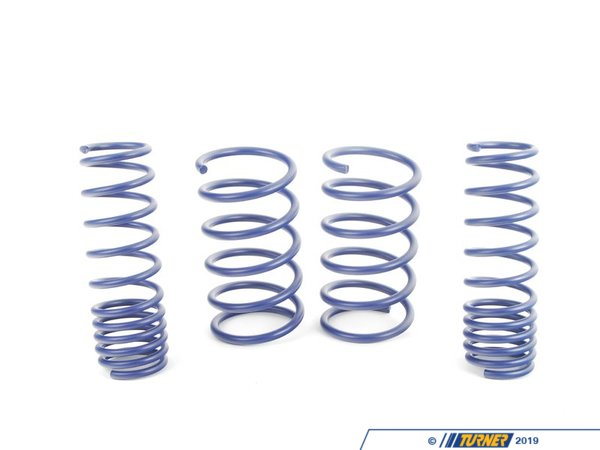 "T#3676 - 50428 - H&R Sport Spring Set - E24 633i/635i, E28 528e/535i - Front Lowering -1.25""Rear Lowering -1.25""Enhance the look of your BMW E28 5 series and E24 6 series with a reduced fender well gap. H&R Sport Springs lower the vehicle center of gravity and reduce body roll for better handling. The progressive spring rate design provides superb ride quality and comfort.If you are only looking to improve one part of your vehicle's suspension, you cannot go wrong with installing Sport Springs. Fun to drive, H&R Sport Springs are the number one upgrade for your vehicle.For cars without self-leveling suspension only.We recommend installing Bilstein Sport shocks with these lowering springs.This item fits the following BMWs:1983-1989  E24 BMW 633csi 635csi1982-1988  E28 BMW 528e 533i 535i 535is - H&R - BMW"