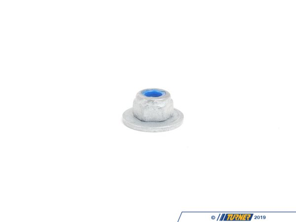T#29682 - 07147153450 - Genuine BMW Self-locking Hex Nut - 07147153450 - Genuine BMW -