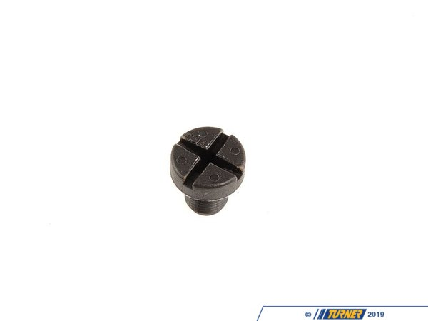 T#6987 - 11537793373 - Genuine BMW Engine Vent Screw 11537793373 - Genuine BMW -