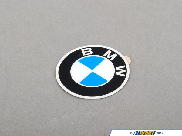 Genuine BMW Genuine BMW Plaque With Adhesive Film D=57mm - 36131181106 36131181106