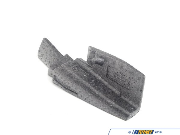 T#111767 - 51477141097 - Genuine BMW Pad, Side Member, Left - 51477141097 - E82,E90,E92 - Genuine BMW -