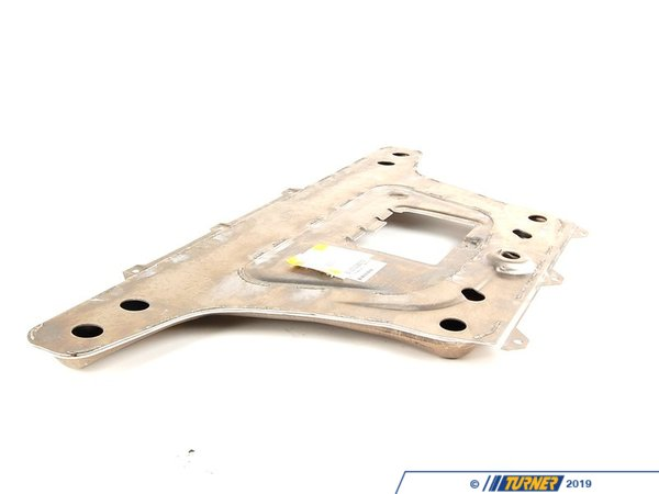 T#21195 - 51718260810 - Genuine BMW Reinforcement Plate - 51718260810 - E46 - Genuine BMW -