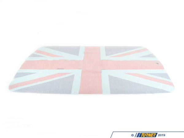 T#23618 - 51140140181 - Genuine MINI Roof Decor, Union Jack - 51140140181 - Genuine MINI -