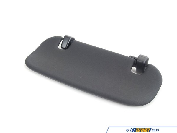 T#82327 - 51162753585 - Genuine MINI Sun Visor, Lateral Carbon Black - 51162753585 - Genuine MINI -