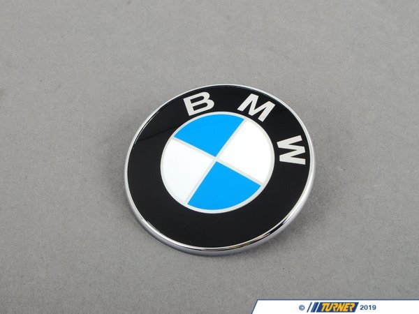 Genuine BMW Genuine BMW Hatch Emblem - E91 328xi, E91 328i, E91 325xi 51147166076