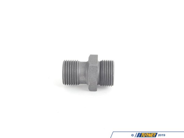T#6576 - 11112140435 - Genuine BMW Threaded Pipe Joint M20X1,5 - 11112140435 - E30,E34 - Genuine BMW -