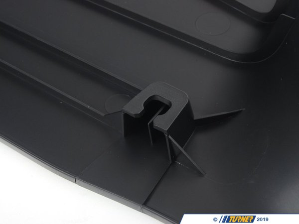 T#103591 - 51437141101 - Genuine BMW Cover, B-Column Bottom Left Schwarz - 51437141101 - E90 - Genuine BMW -