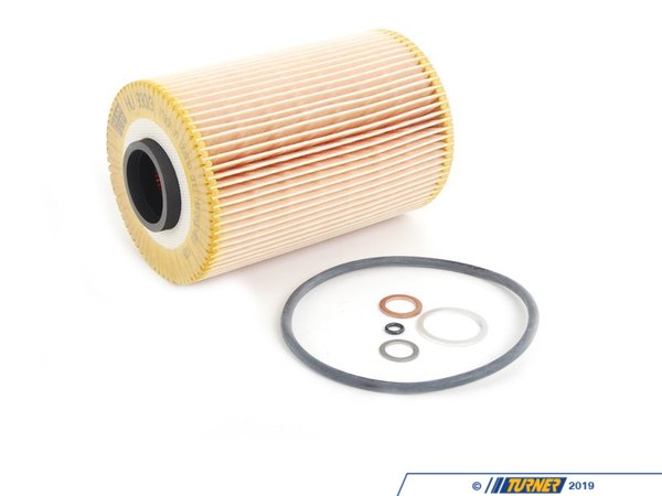 Mann OEM Mann Oil Filter Element - E12, E28, E34, E24, E23, E32 11429063138