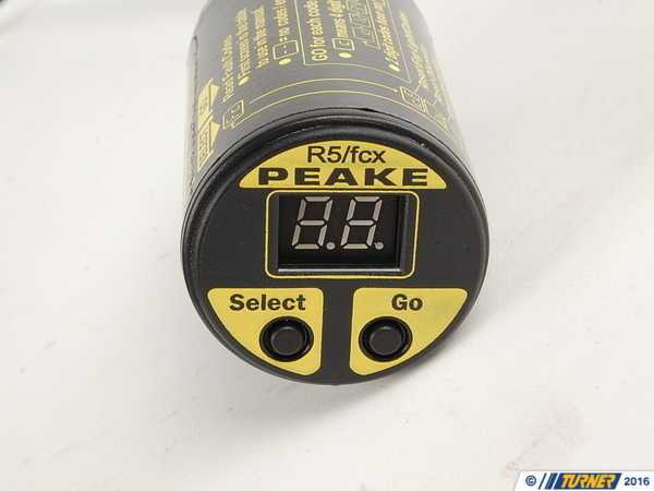 T#1016 - FCX3-16z - Peake Research R5 FCX3-16 Fault Code Reader (most BMWs 2001-2007) - Peake Research - BMW