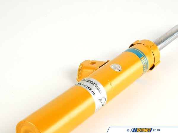 T#2481 - VN7-5283-H0 - Bilstein B8 Performance Plus FRONT LEFT Strut - E46 325xi, 330xi - Position: Front leftSetting: Performance Plus, for lowered suspensionsFront Bilstein B8 Performance Plus shock. Performance Plus shocks are for cars lowered from the factory ride height and are about 20% stiffer than the factory shocks. Performance Plus shocks work great with lowering springs such as H&R or Eibach. Includes top nut. Price is per shock.This Bilstein Performance Plus Front shock fits the following BMWs:2001-2005  E46 325xi, 325xi Wagon2001-2005 E46 330xi - Bilstein - BMW