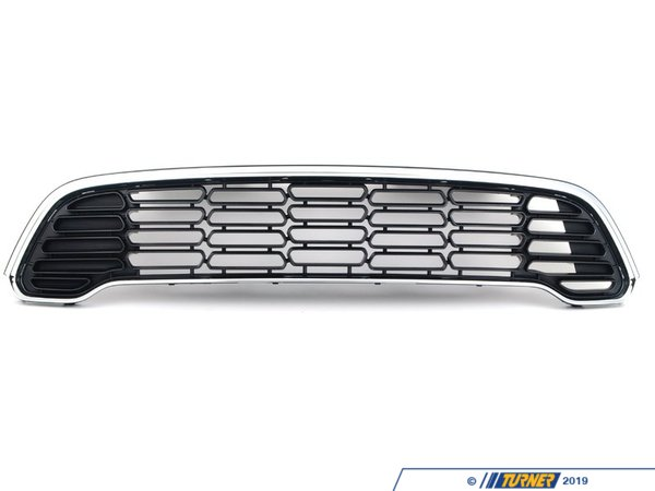 T#80527 - 51139807476 - Genuine MINI Grill Front Cooper S - 51139807476 - Genuine Mini -