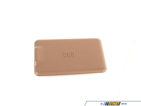 T#9112 - 51168412639 - Genuine BMW Cover F Carb Connection Beige 2 - 51168412639 - Genuine BMW -