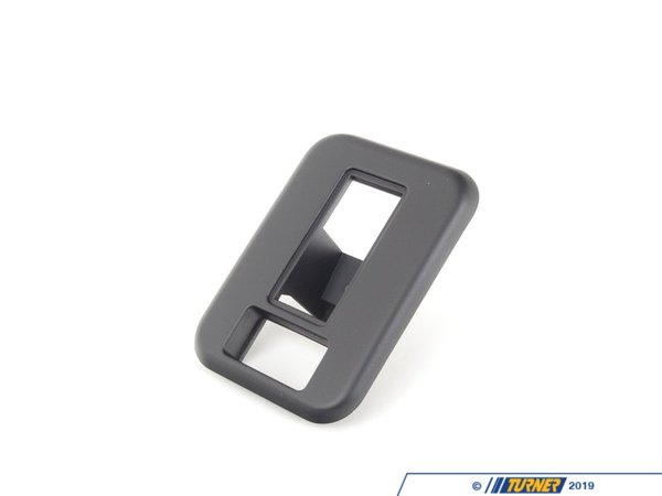 Genuine BMW Genuine BMW Frame F Hands Free Telephone Schwarz - 51448401000 51448401000