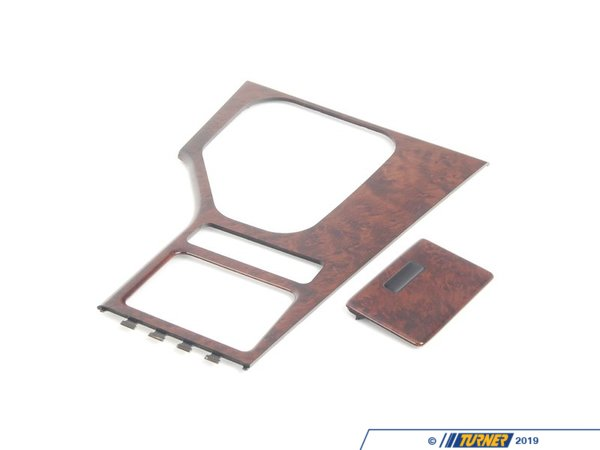 T#85867 - 51168196963 - Genuine BMW Base Of Center Console Vavona - 51168196963 - E39,E39 M5 - Genuine BMW -