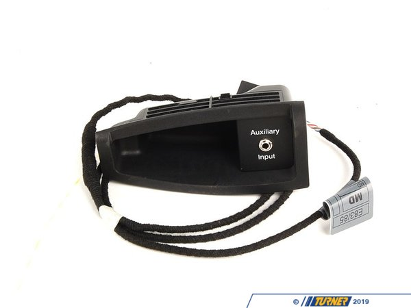 T#11346 - 82110142174 - Genuine BMW Audio Auxiliary Input - E85 Z4 2.5i, 3.0i, 3.0si, Z4M - Genuine BMW - BMW