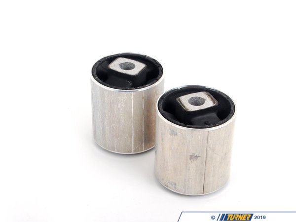 Genuine BMW Genuine BMW Front Control Arm Bushings - Pair - E52 Z8 E39 530i 528i 525i 31129068753