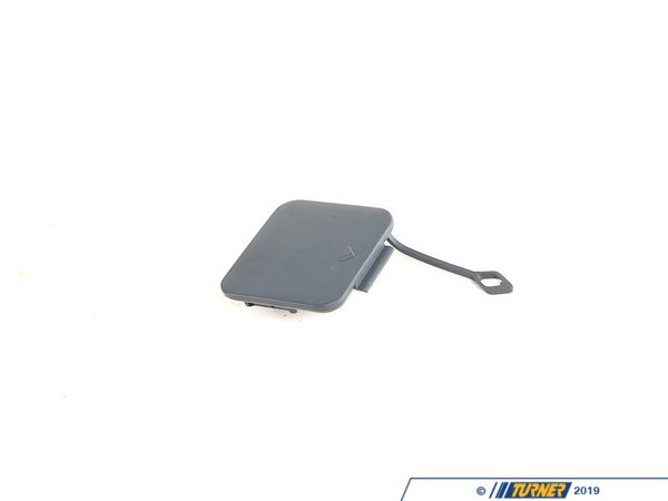 T#79010 - 51128221226 - Genuine BMW Flap, Towing Eye, Primed - 51128221226 - E39 - Genuine BMW -