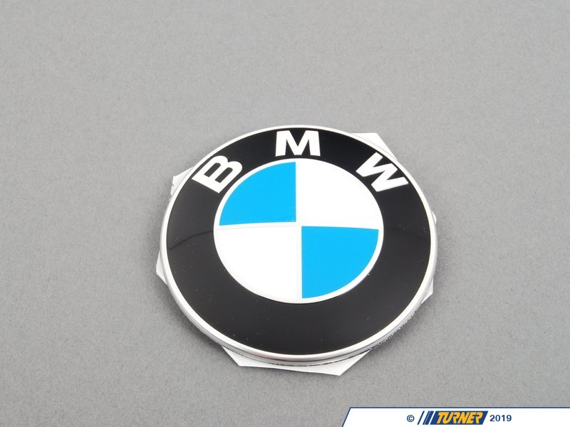 BMW Z4 M Coupe >> 51147057794 - Genuine BMW Emblem/Roundel | Turner Motorsport
