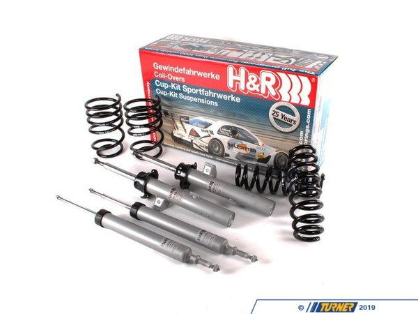 H&R E90 335i Sedan H&R Sport Cup Kit Suspension Kit Package 31054-2