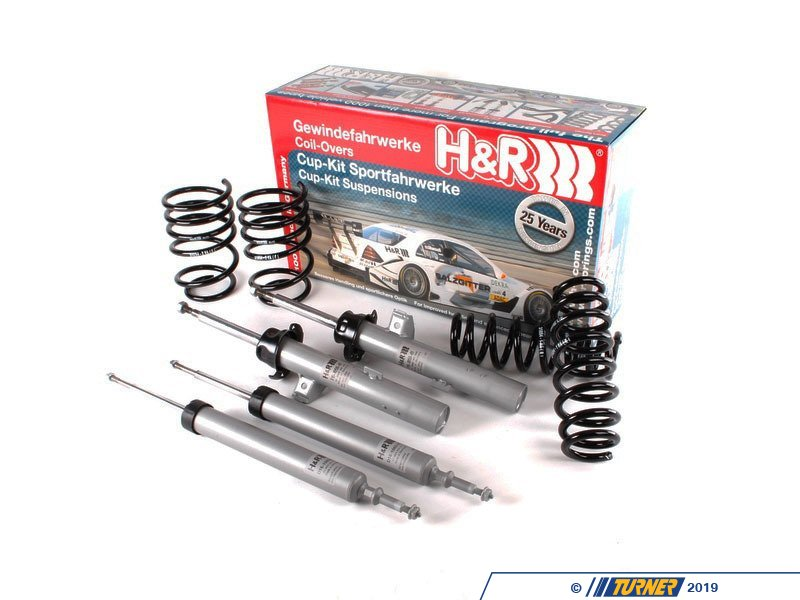 31054 2 e90 335i sedan h r sport cup kit suspension kit. Black Bedroom Furniture Sets. Home Design Ideas