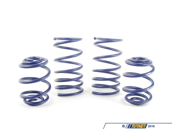 T#180867 - 50404-77 - H&R Super Sport Spring Set - E30 318i/is 325e/es 325i/is M3 - H&R - BMW