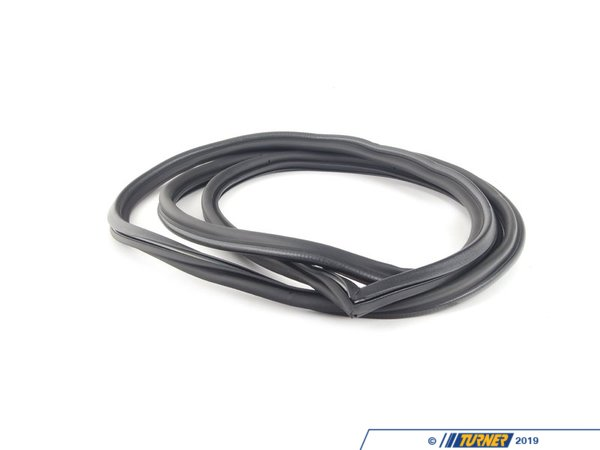 T#24193 - 51711823860 - Genuine BMW Door Weatherstrip Right - 51711823860 - Genuine BMW DOOR WEATHERSTRIP RIGHT.--This item fits the following BMWs:BMW 3 Series - 320/6, 320i, 323i--. - Genuine BMW -